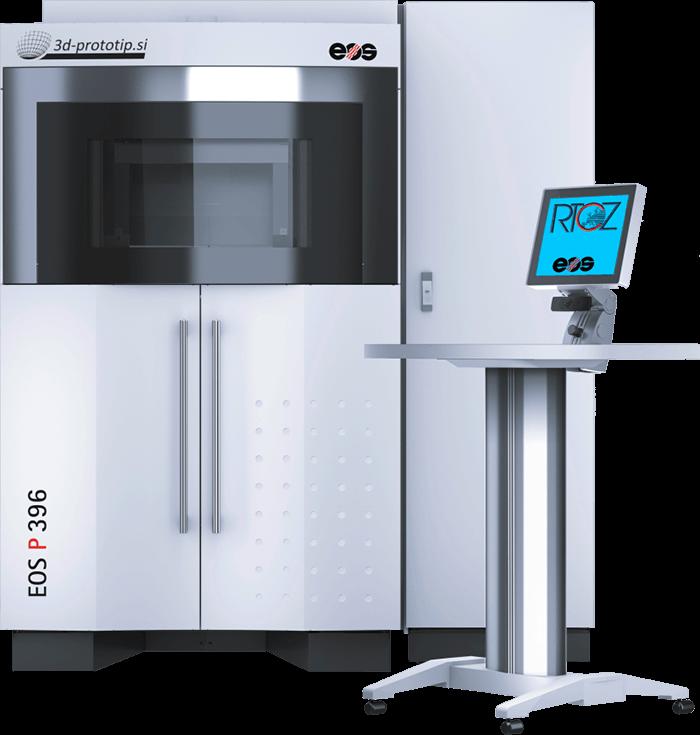 3D tiskanje plastike